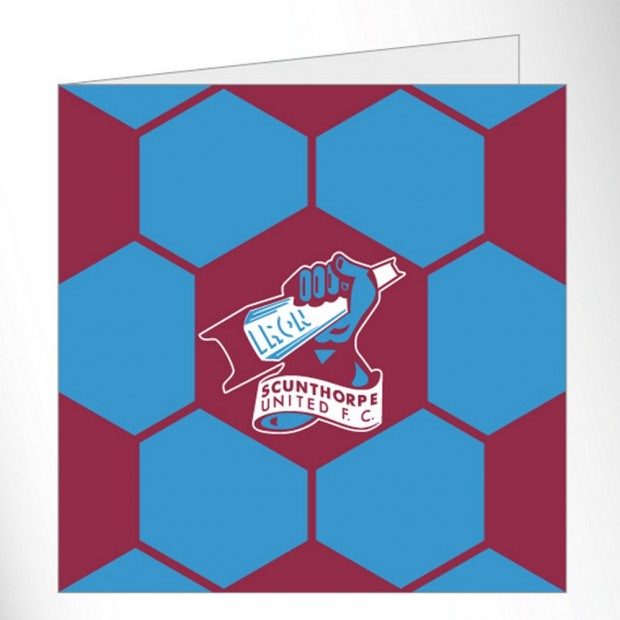 Greeting Card Football Design