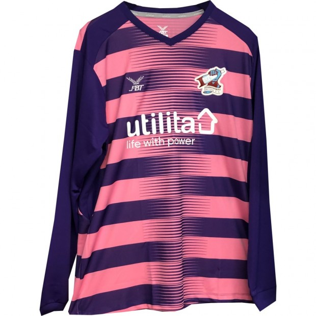 Adult GK Shirt 1920 Purple/Pink