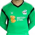 Junior GK Shirt 17/18 Green