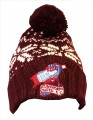 Patterned Bobble Hat