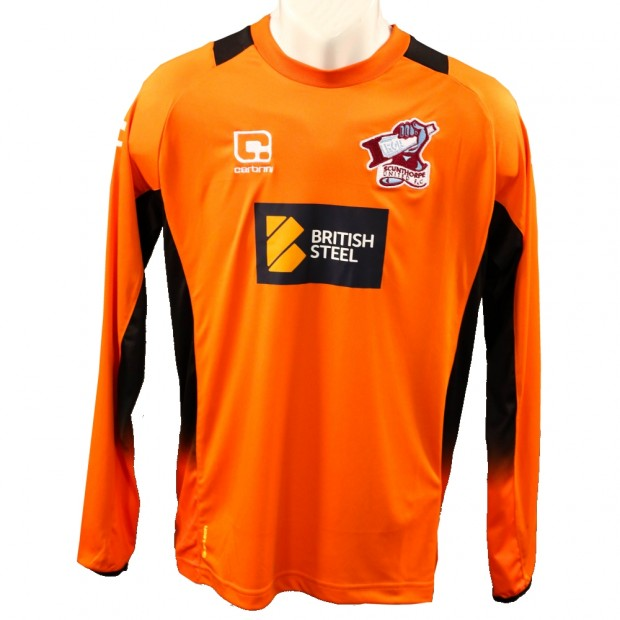 Adult Home Goalkeeper Shirt 16/17