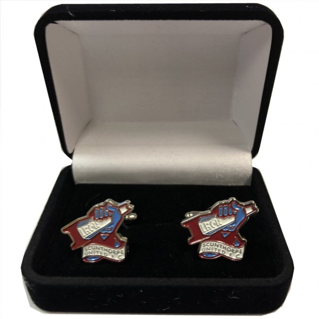 Colour Crest Cufflinks