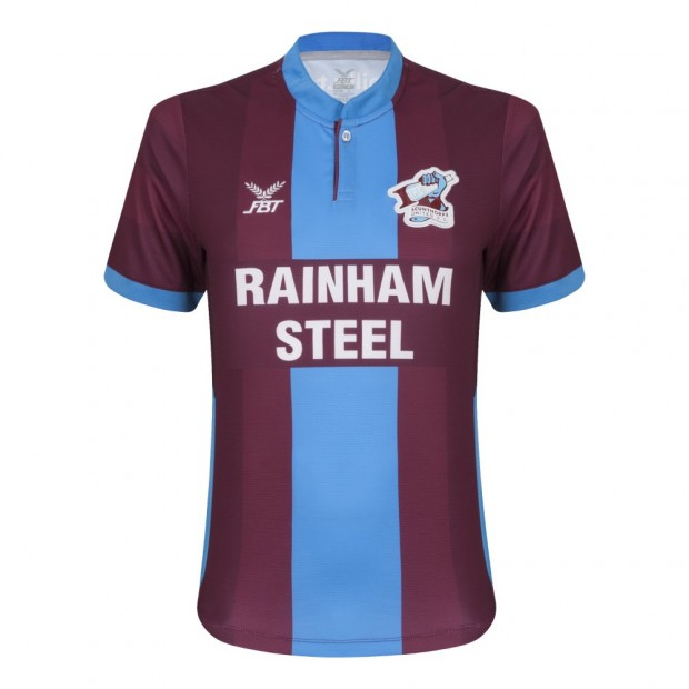 Junior Home Shirt 18/19 Short Sleeve