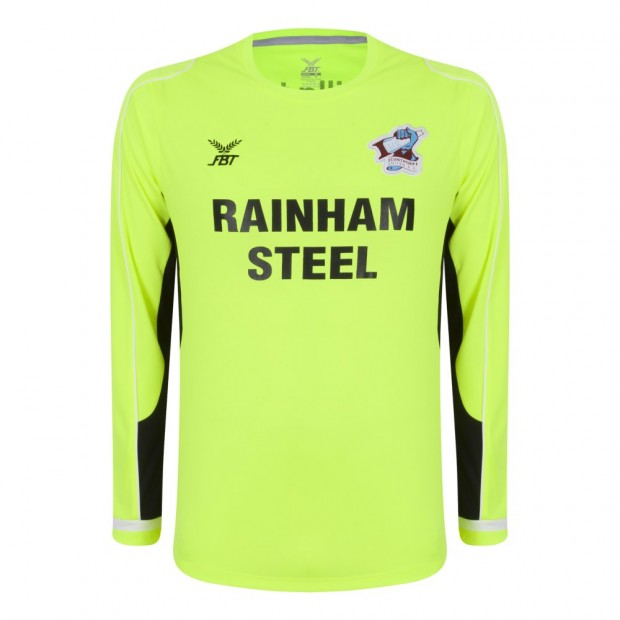 Junior GK Shirt 18/19 Yellow
