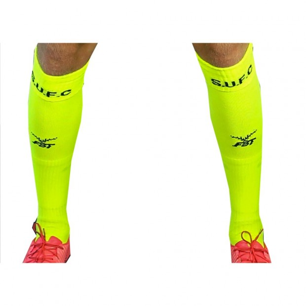 Junior GK Sock 18/19 Yellow