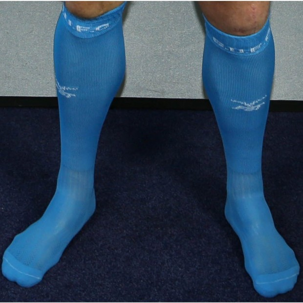 Junior GK Sock 18/19 Blue
