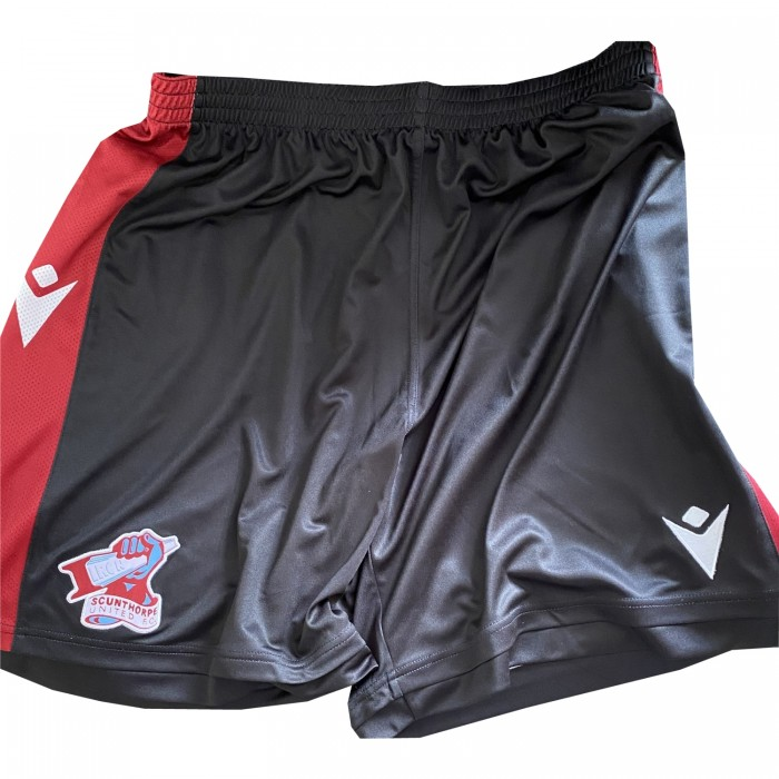 Junior Away Shorts 20-21